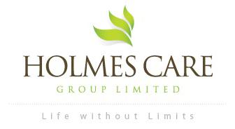 Holmes Care logo