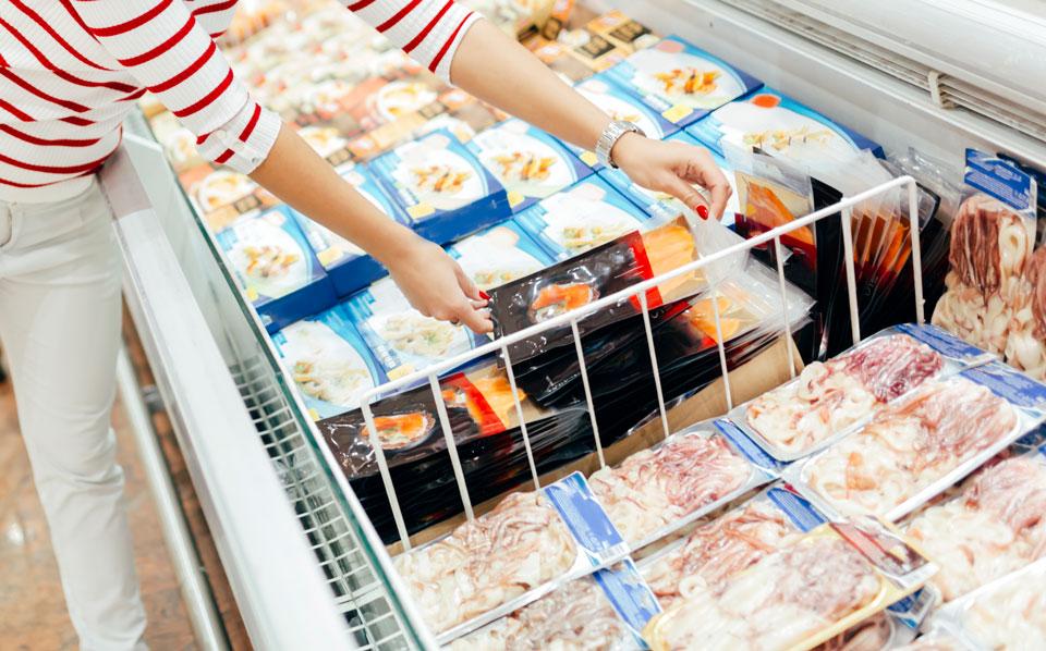 Natasha's Law on pre-packaged food